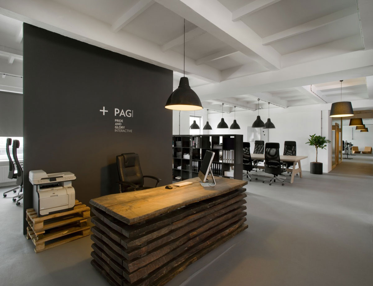 Дизайн офиса – успех бизнеса