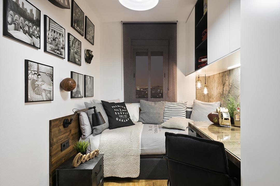 Дизайн однокімнатної квартири в хрущовці