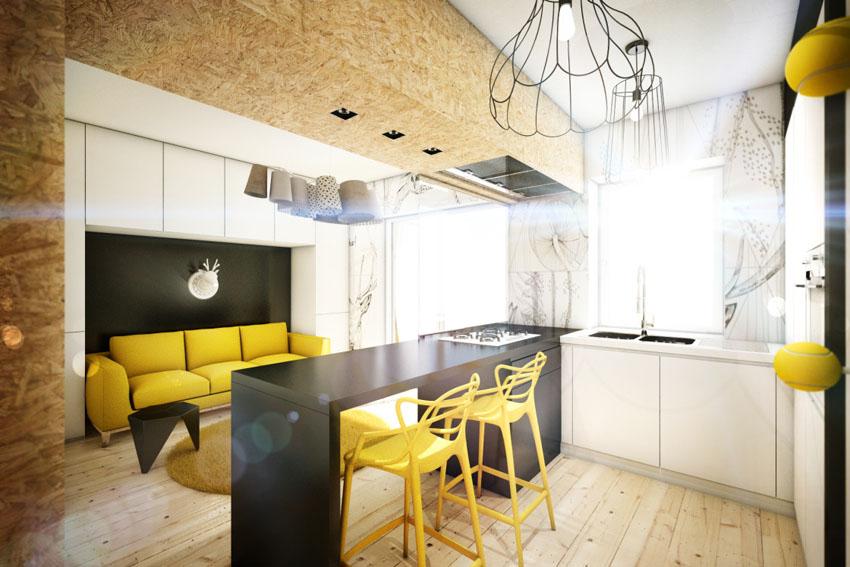 Дизайн квартири в хрущовці