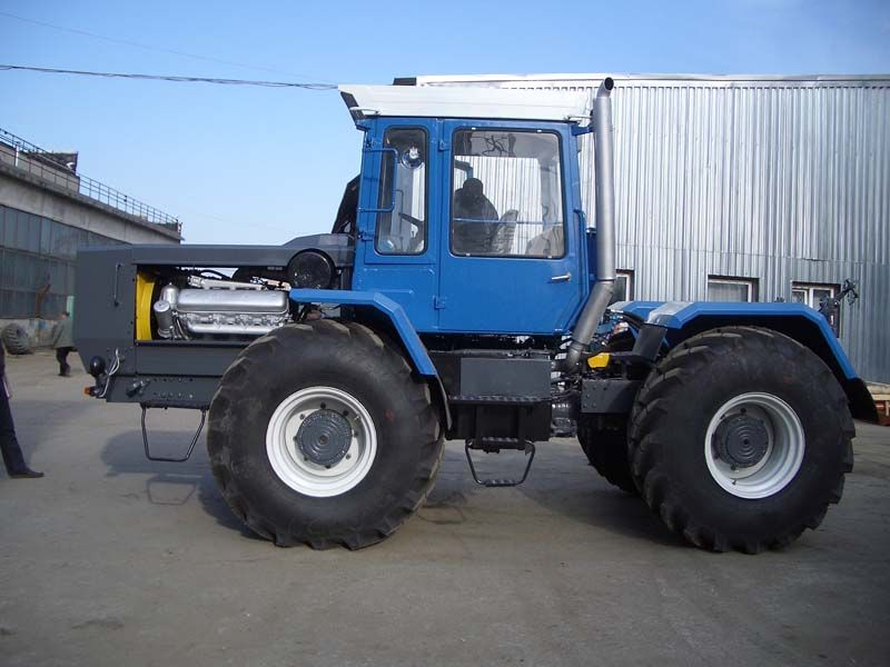 картинки трактор т-150