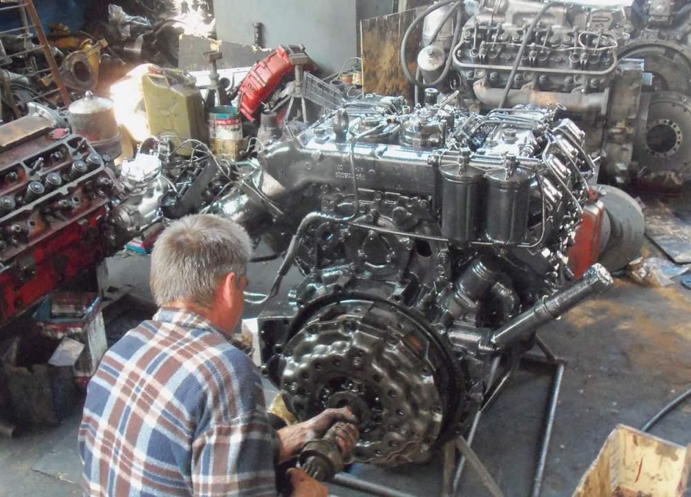 Двигатель Т-150