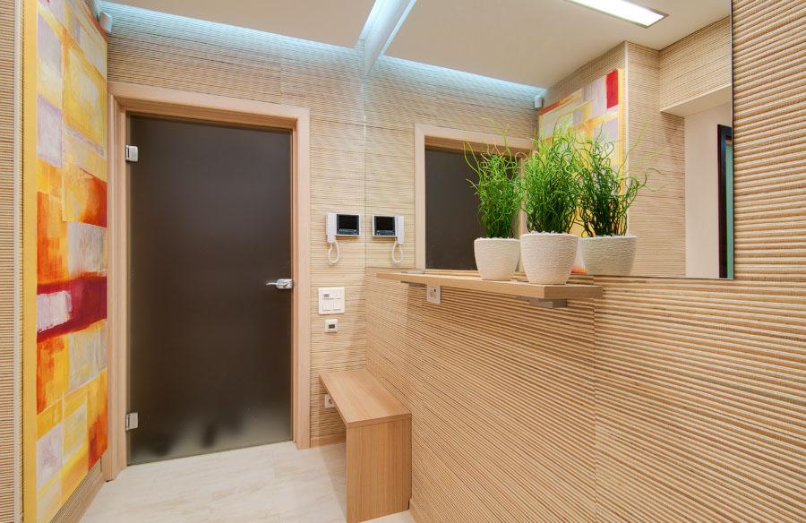 Отделка стен бамбуком или как декорировать стены