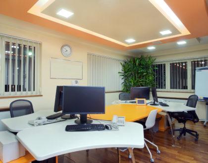 Как оформить ремонт офиса