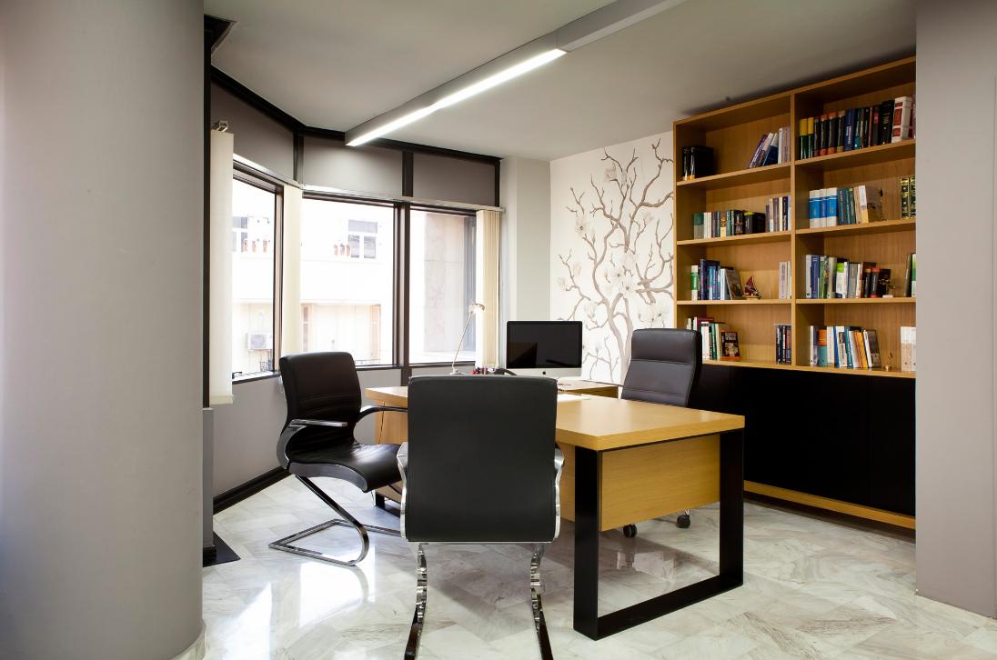 Об организации офисного помещения