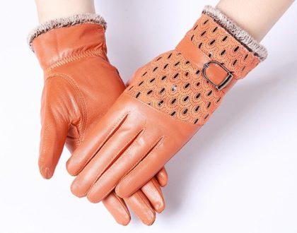 Перчатки всегда в моде
