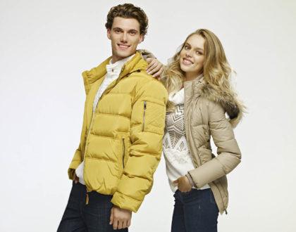 Верхняя одежда осень-зима