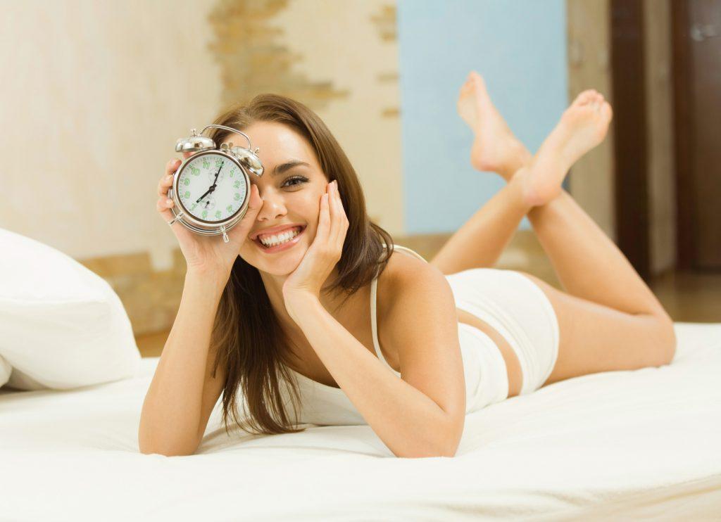 Зарядка по утрам – это залог вашего здоровья