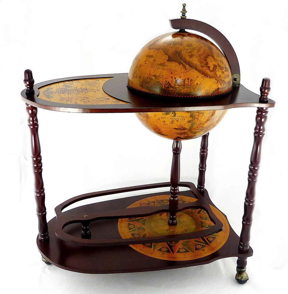Глобус бар - предмет роскоши в Вашем интерьере