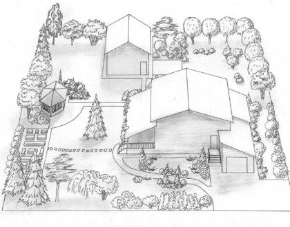 Планирование и размещение построек на участке