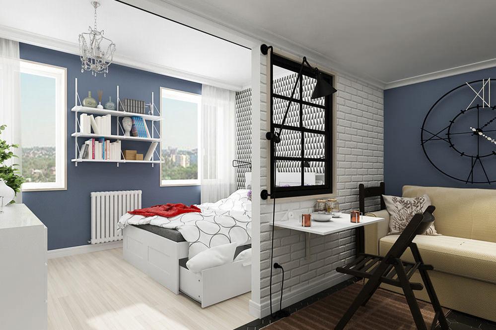 Как обустроить квартиру маленькой площади?