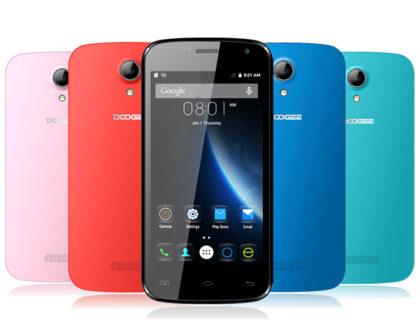 Бюджетный смартфон Doogee X3 – оптимальный набор за небольшую цену