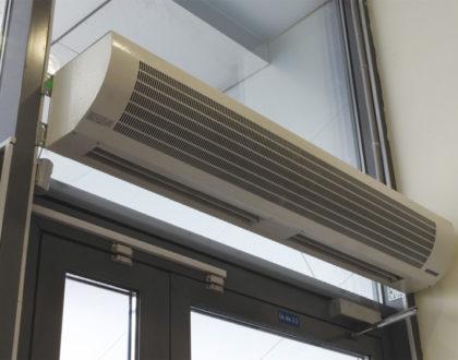 Тепловые шторы: как работают и какие выбрать