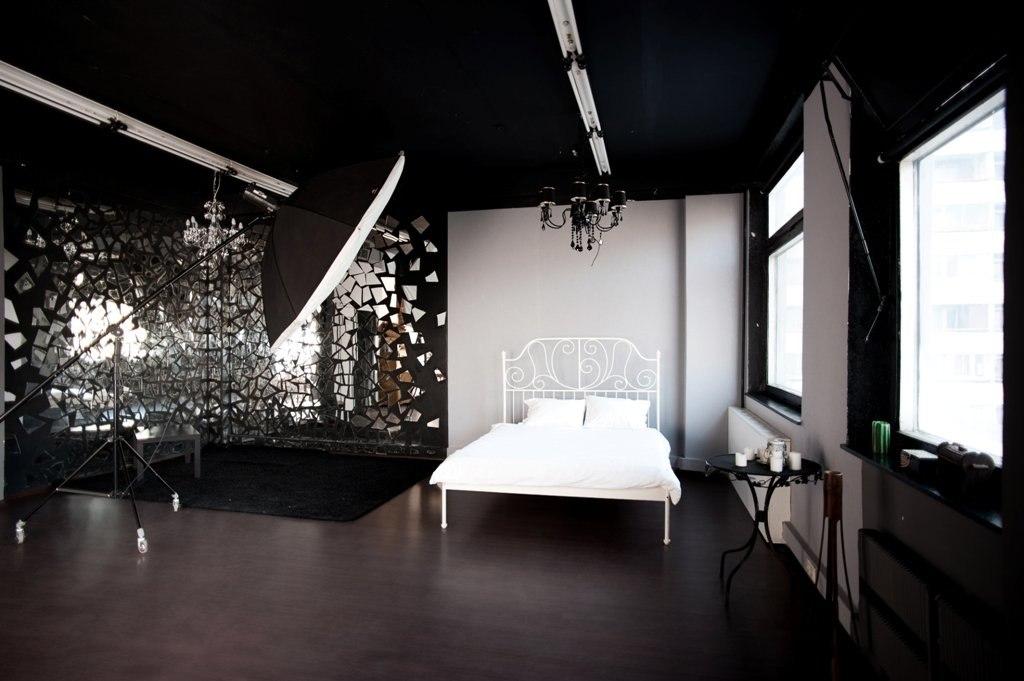 Как превратить комнату в студию