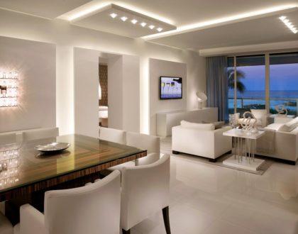 Лента светодиодная в современном дизайне света