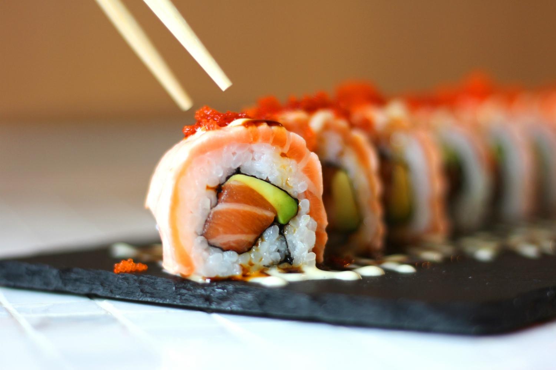 Суши со знаком качества